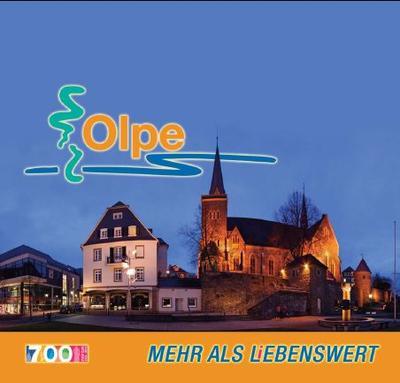 Neue Infobroschüre der Kreisstadt Olpe