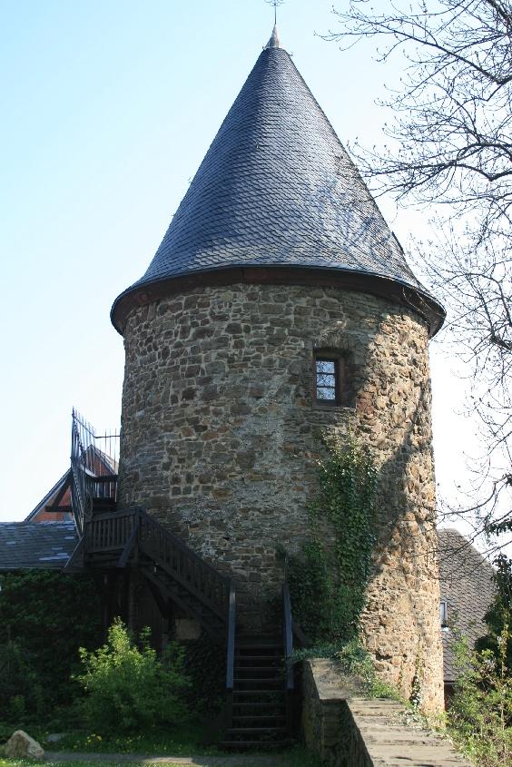 Der Hexenturm, Foto: Kreisstadt Olpe