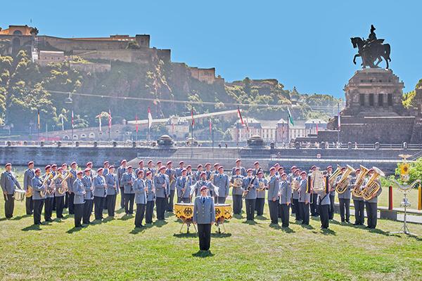 Heeresmusikkorps Koblenz