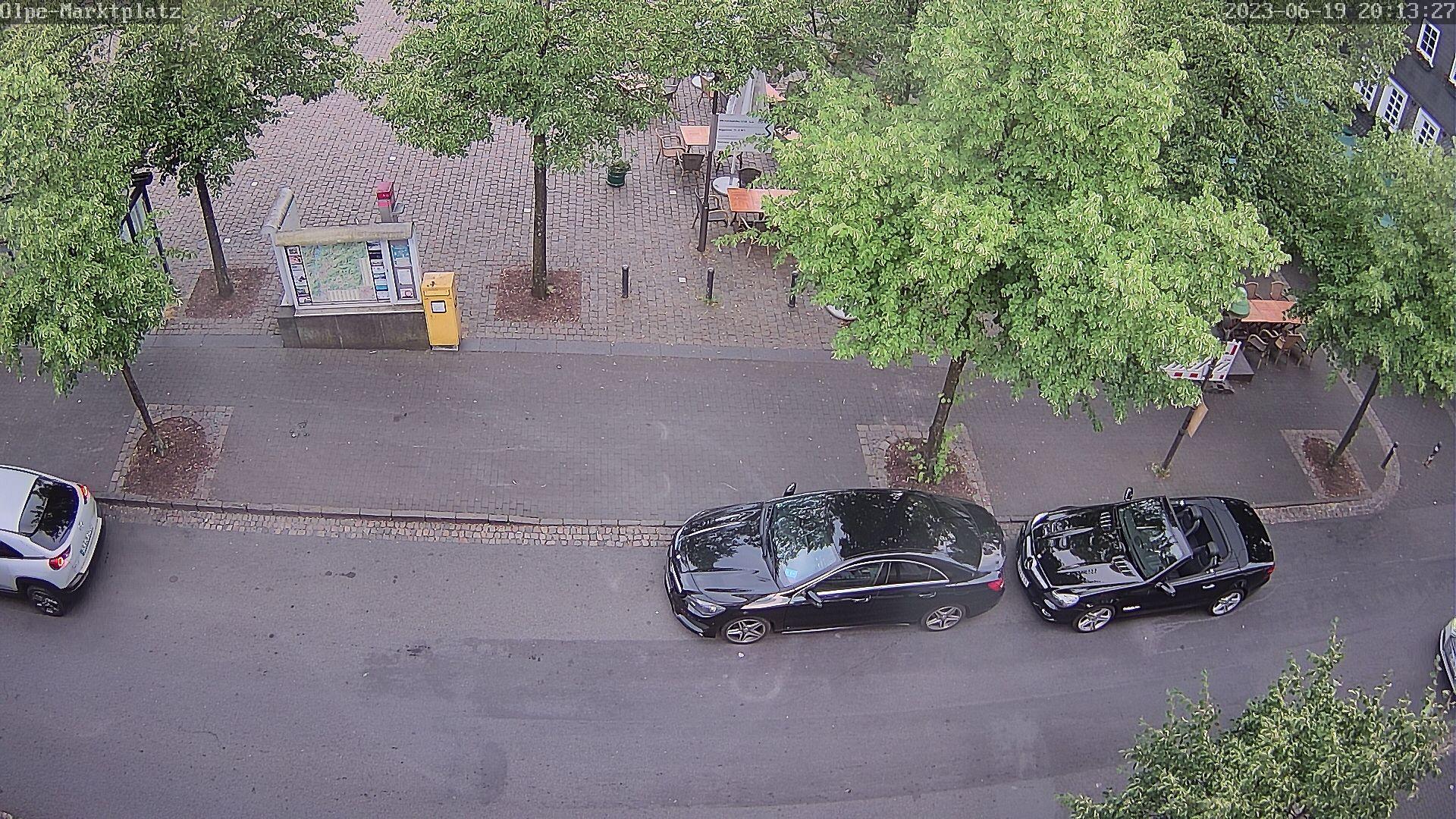 Webcam Marktplatz Olpe